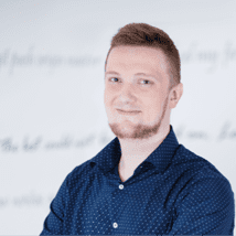 Aleksander Kuś | Customer Success Manager