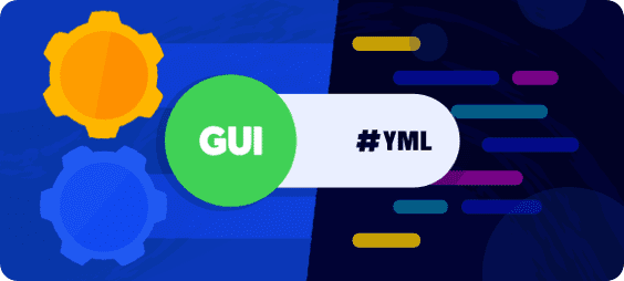 YAML / GUI introduction