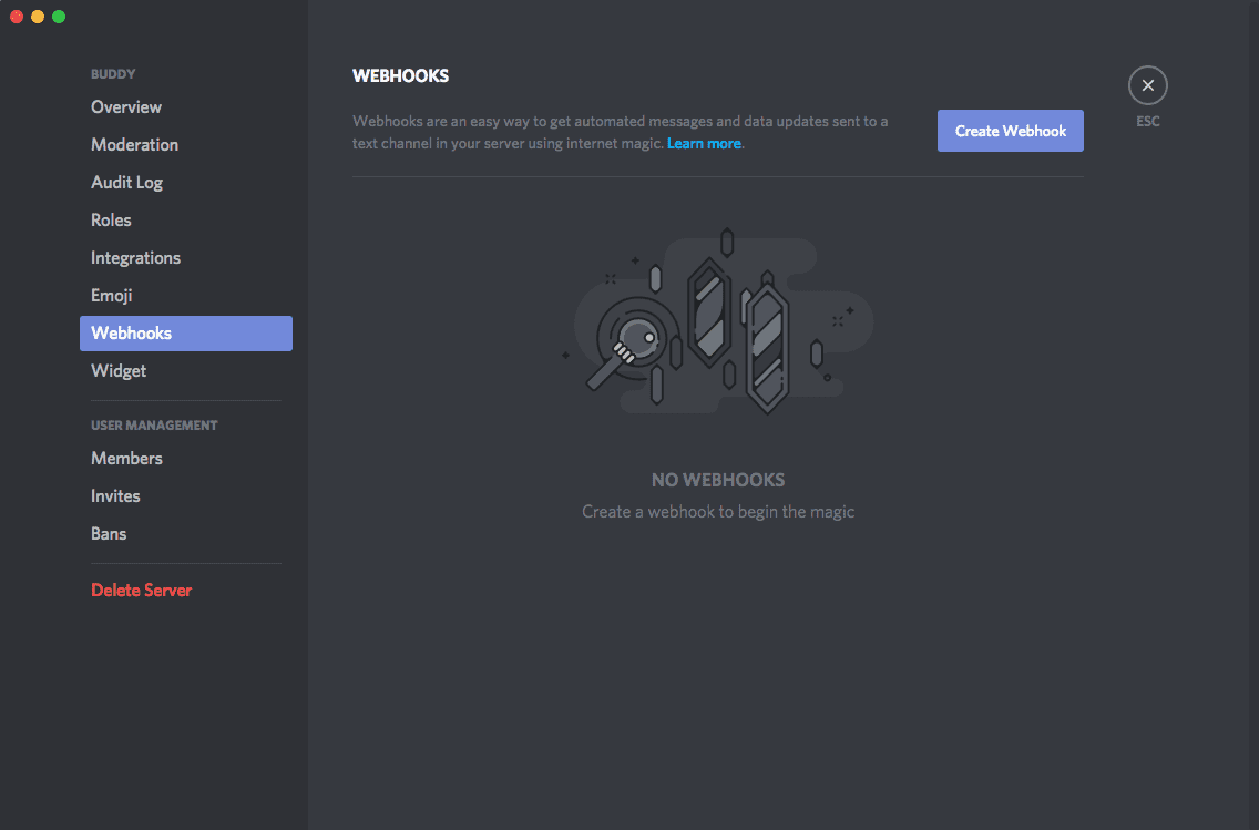 Introducing: Discord chat notifications | Buddy: The DevOps