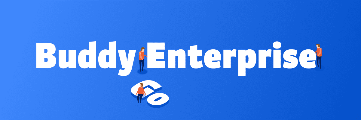 Buddy Goes Enterprise