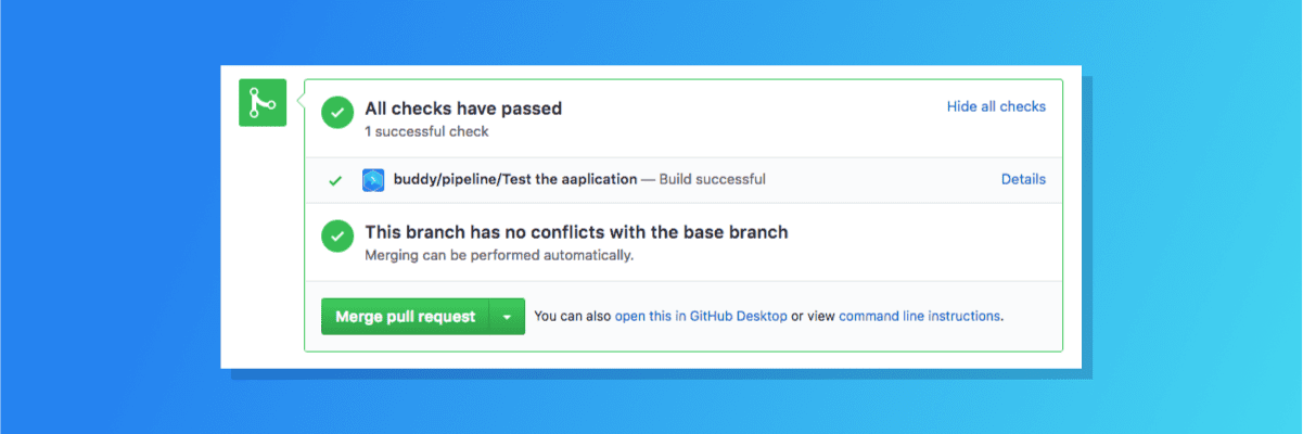New: Trigger pipelines on pull requests