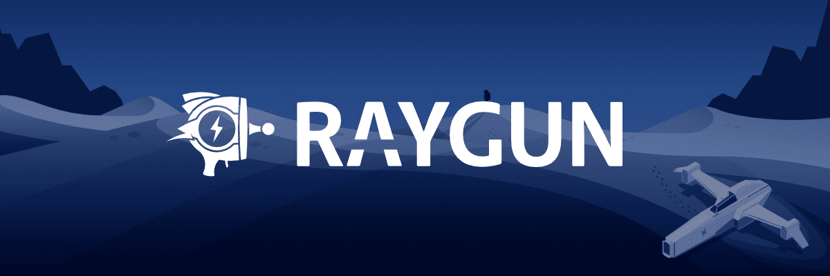 Monitor application stability with Raygun