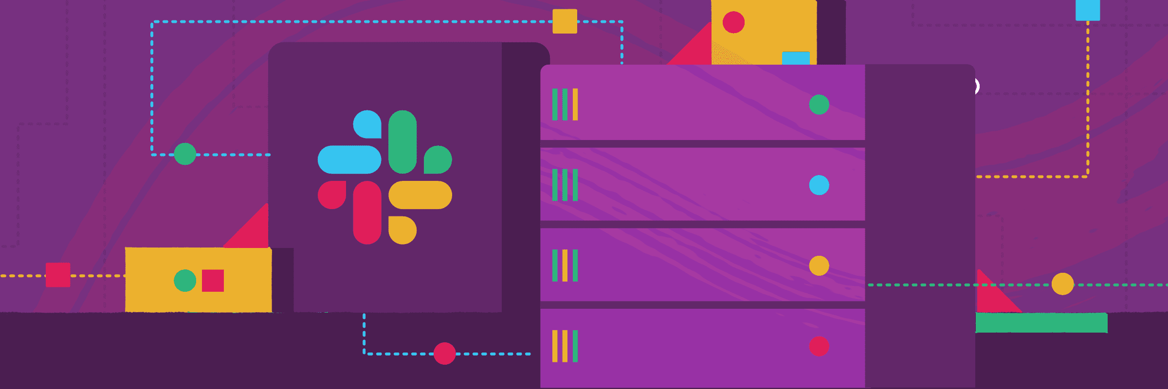 Update required: Slack API apps (On-premises)
