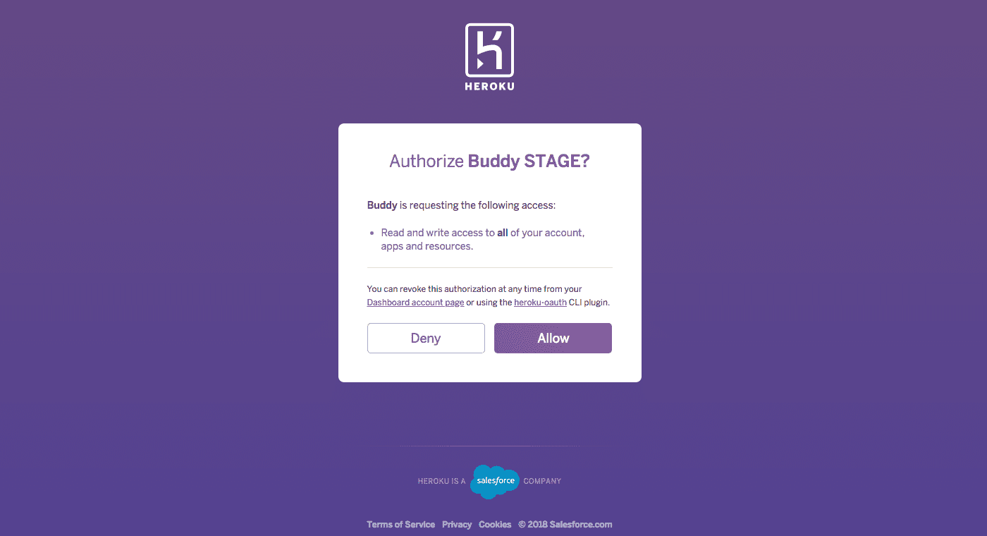 Authorize Buddy