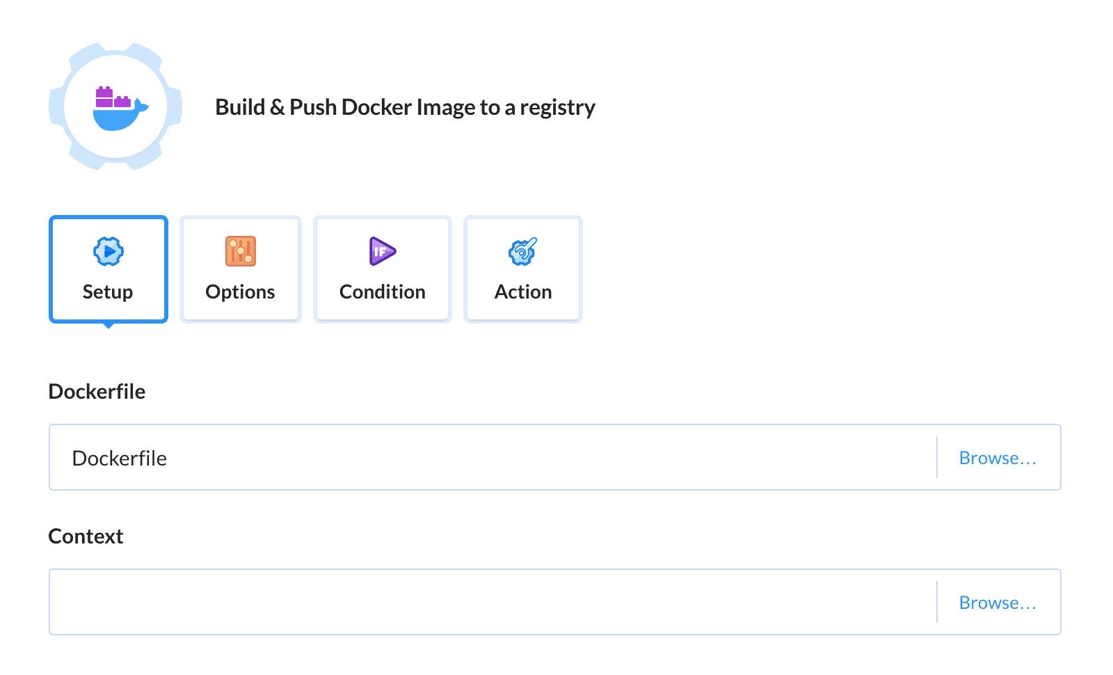 Build Docker image | Docs | Buddy: The DevOps Automation