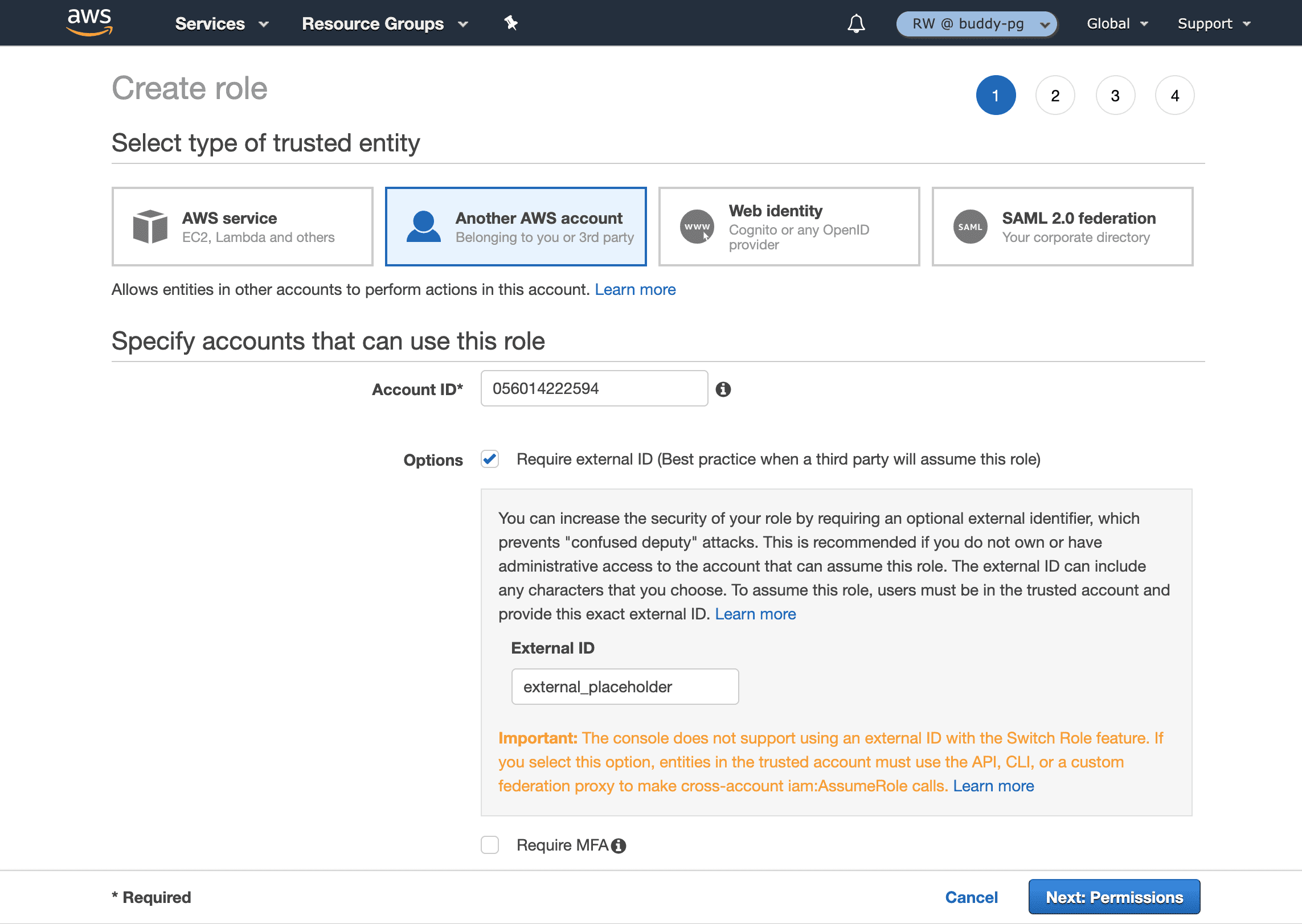 Configuration   Docs   Buddy: The DevOps Automation Platform