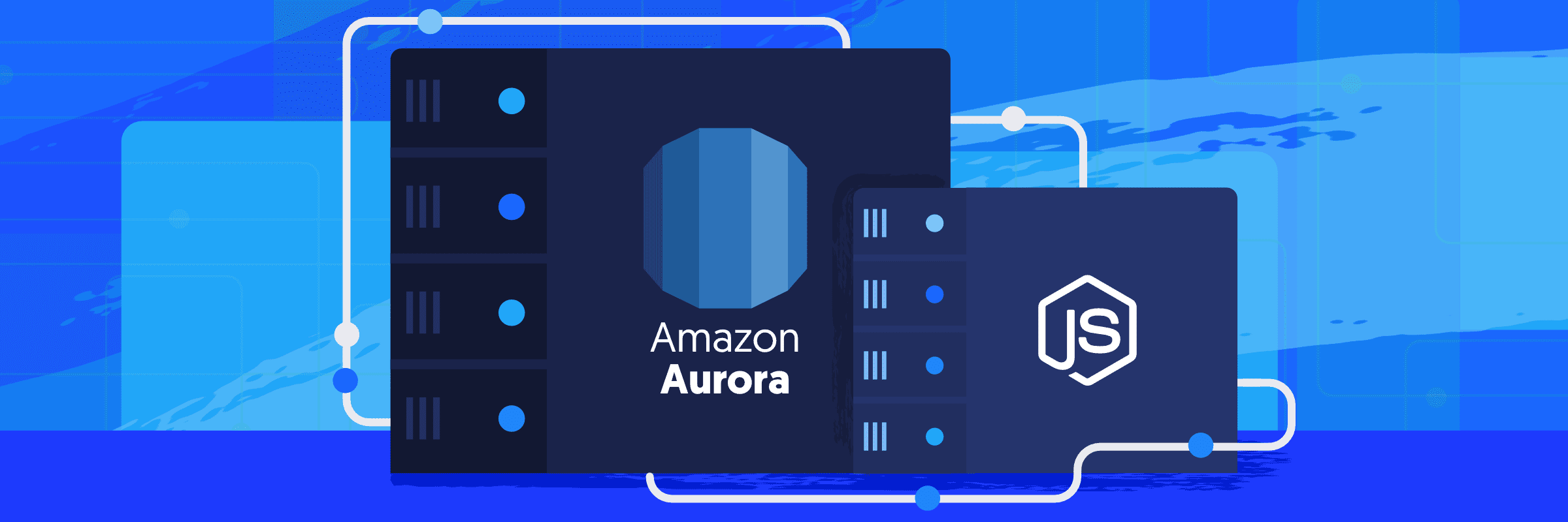Connecting Node.js server to AWS Aurora Serverless