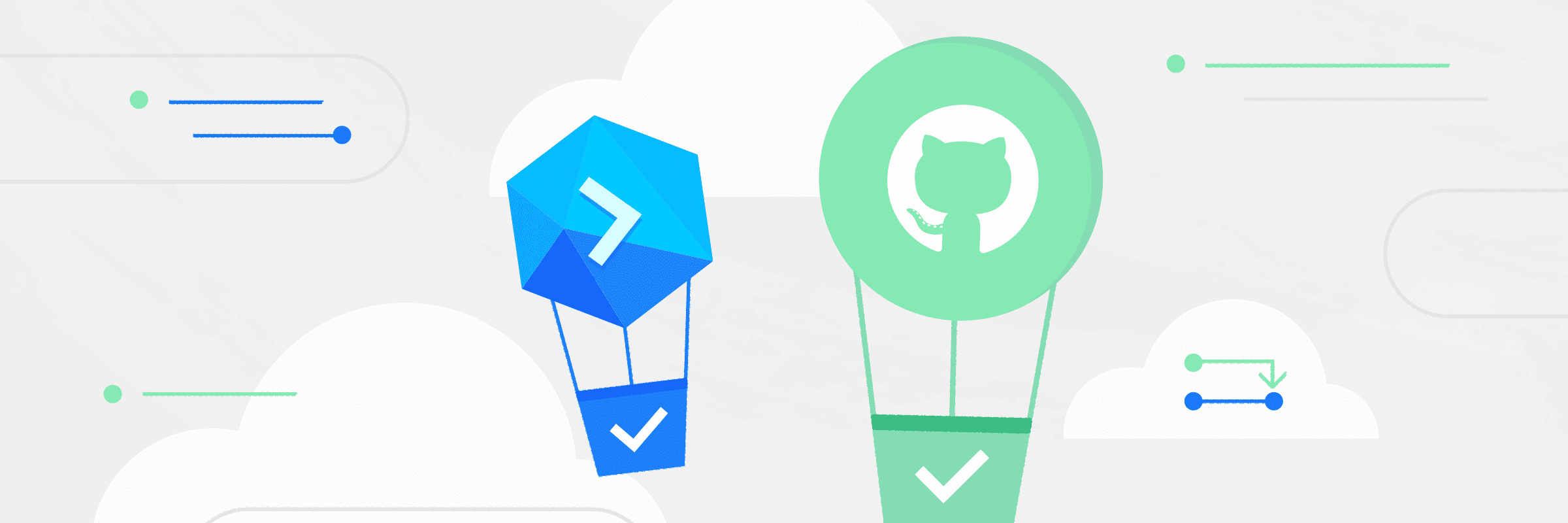 How to protect code with Buddy and GitHub status checks