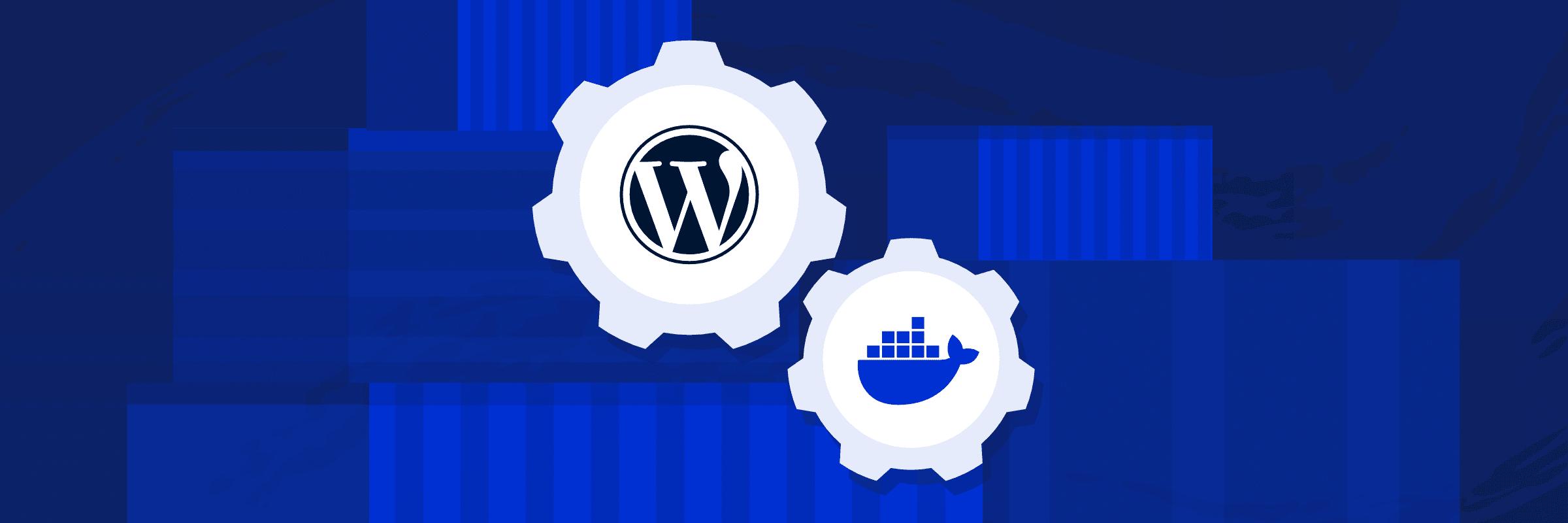 WordPress in Docker. Part 1: Dockerization
