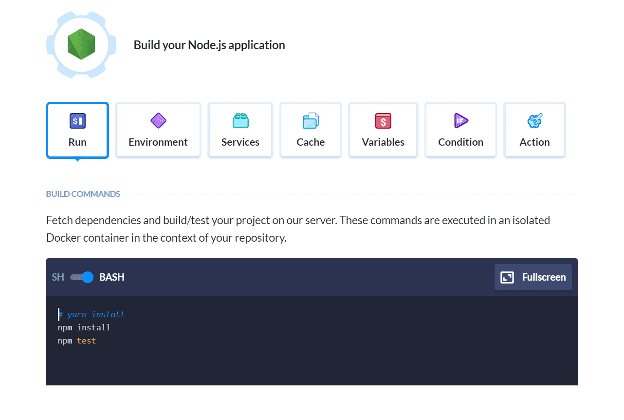 How to build and deploy front-end applications with Buddy | Buddy