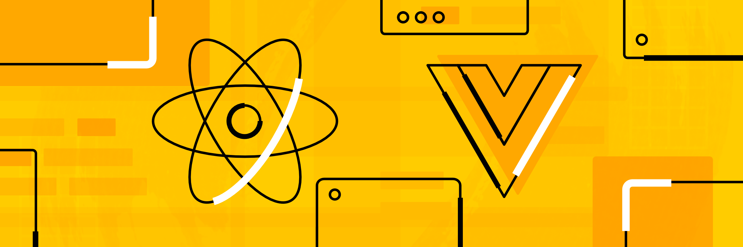 React vs. Vue.js: What's the best in 2021